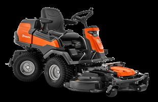 Tractor de Recogida Husqvarna R 420TsX AWD